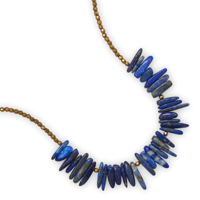 product la jewelry blue prism by necklace lapis isla